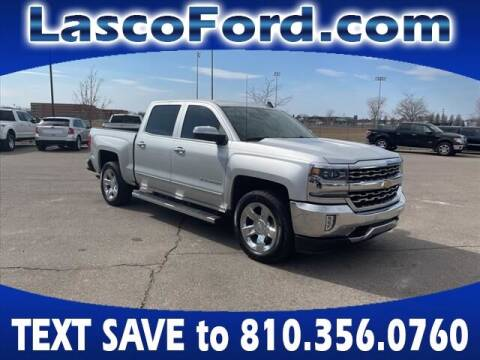 2017 Chevrolet Silverado 1500 for sale at LASCO FORD in Fenton MI