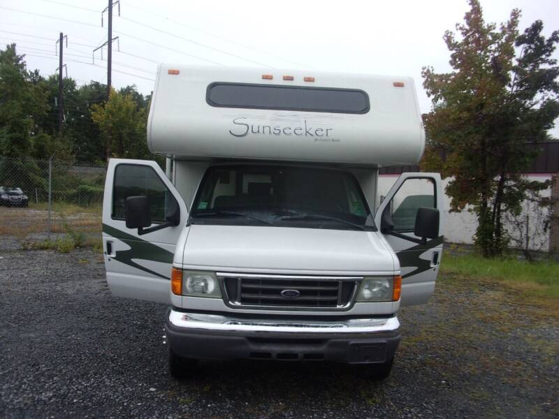 2005 Ford E-Series Chassis E-450 SD 2dr Commercial/Cutaway/Chassis 158-176 in. WB - Lanham MD
