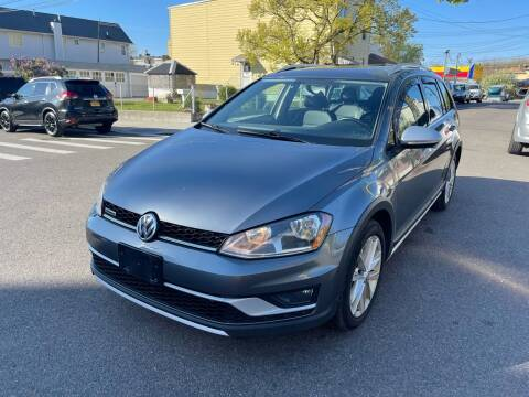 2017 Volkswagen Golf Alltrack for sale at Kapos Auto, Inc. in Ridgewood NY
