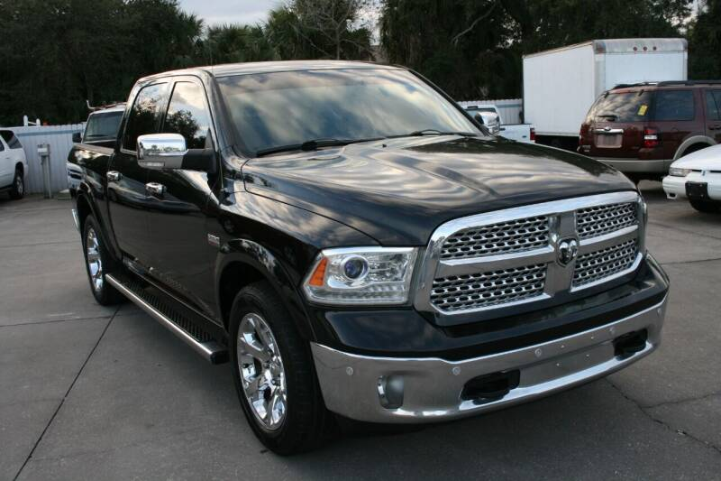 2016 RAM Ram Pickup 1500 for sale at Mike's Trucks & Cars in Port Orange FL