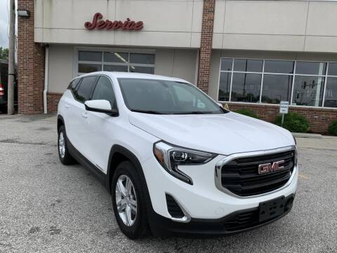 2018 GMC Terrain for sale at Head Motor Company - Head Indian Motorcycle in Columbia MO