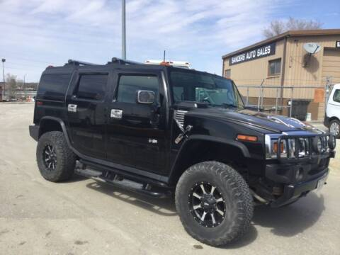 2003 HUMMER H2 for sale at Sanders Auto Sales in Lincoln NE