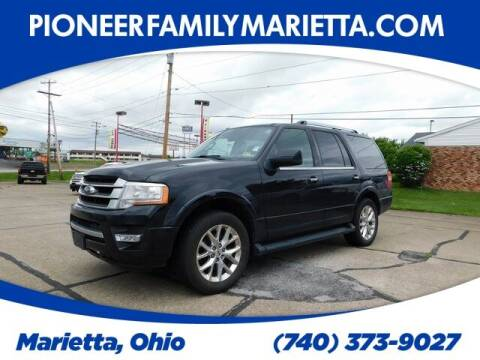 2017 Ford Expedition for sale at Pioneer Family preowned autos in Williamstown WV
