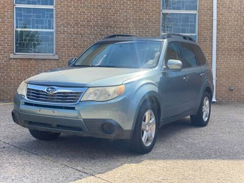 2010 Subaru Forester for sale at Auto Start in Oklahoma City OK