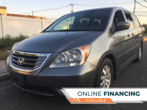 2009 Honda Odyssey for sale at New Jersey Auto Wholesale Outlet in Union Beach NJ