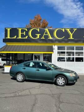 2005 Mitsubishi Galant for sale at Legacy Auto Sales in Toppenish WA