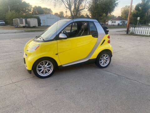 2008 Smart fortwo for sale at Walker Motors in Muncie IN
