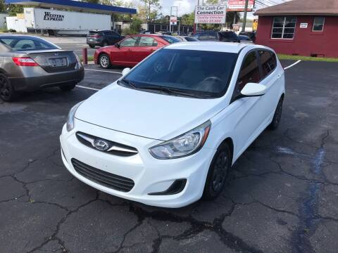2012 Hyundai Accent for sale at Sam's Motor Group in Jacksonville FL