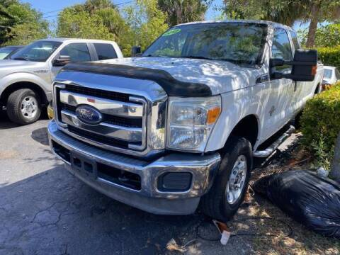 2012 Ford F-250 Super Duty for sale at Mike Auto Sales in West Palm Beach FL