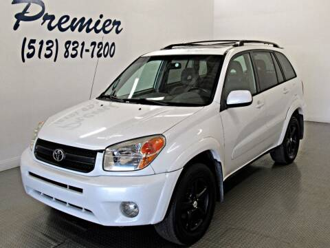 2004 Toyota RAV4 for sale at Premier Automotive Group in Milford OH