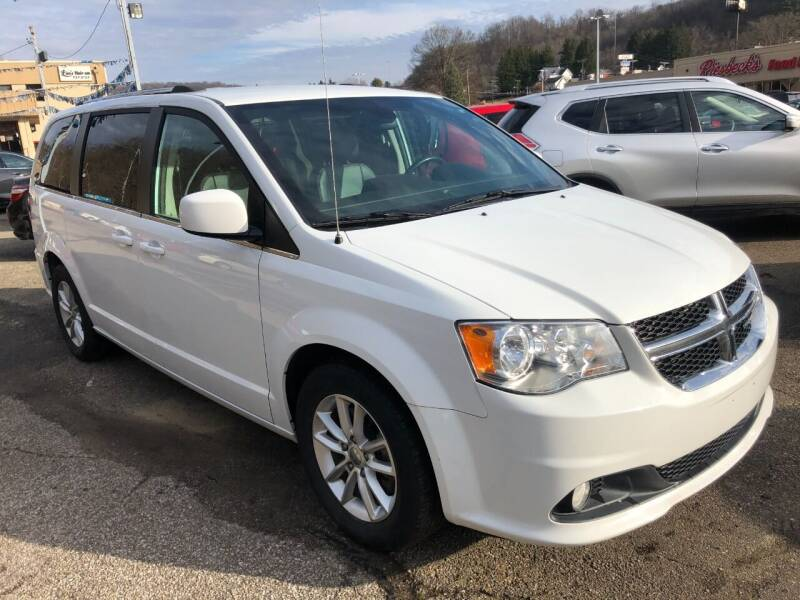 2018 Dodge Grand Caravan for sale at Matt Jones Preowned Auto in Wheeling WV