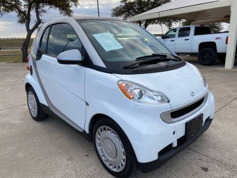 2009 Smart fortwo for sale at Thornhill Motor Company in Hudson Oaks, TX