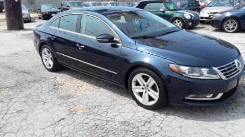 2013 Volkswagen CC for sale at BBC Motors INC in Fenton MO