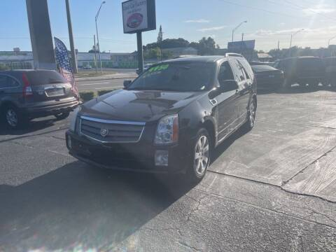 2004 Cadillac SRX for sale at Used Car Factory Sales & Service in Bradenton FL