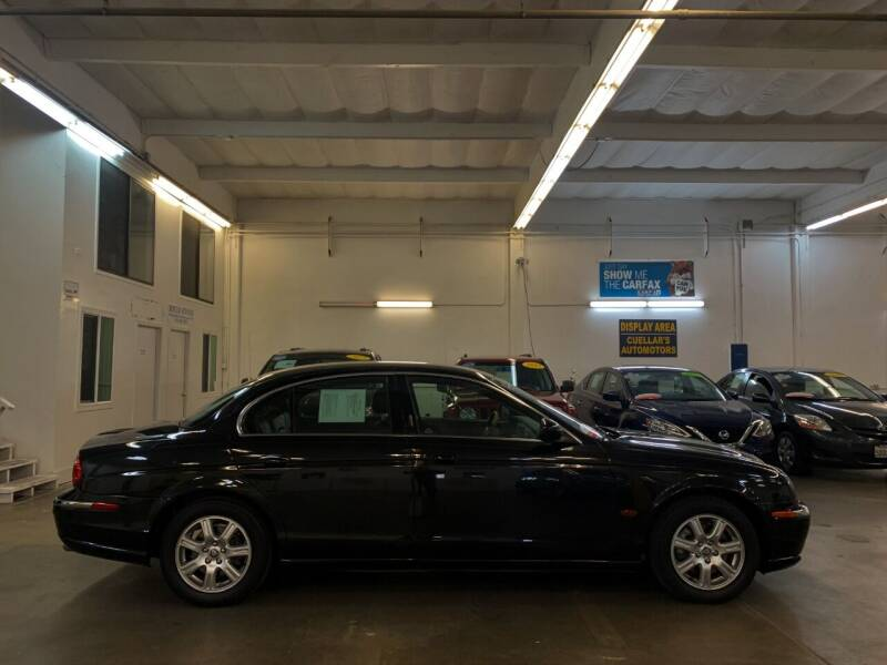 2003 Jaguar S-Type for sale at Cuellars Automotive in Sacramento CA