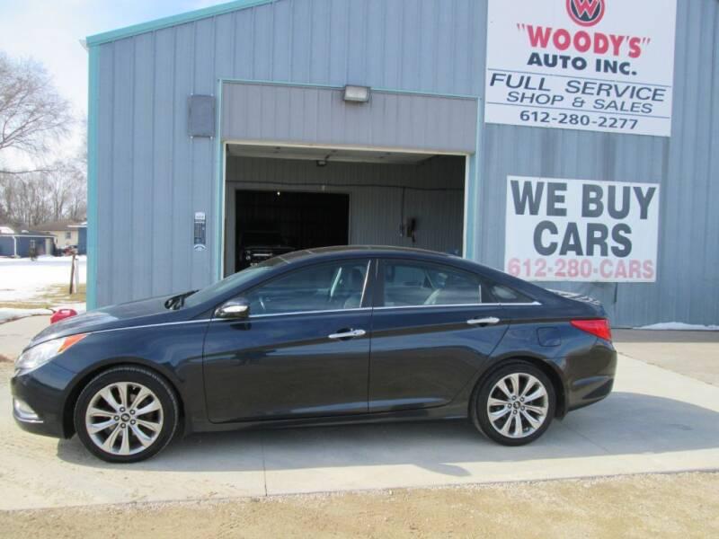 2011 Hyundai Sonata for sale at Woody's Auto Sales Inc in Randolph MN
