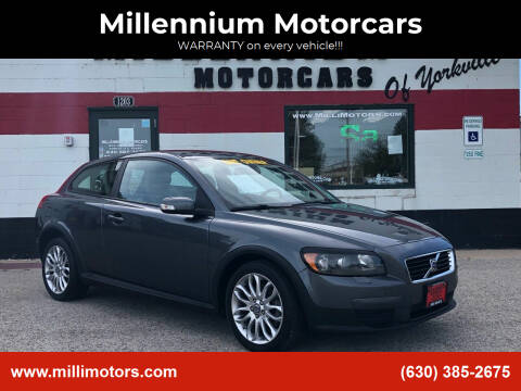 2008 Volvo C30 for sale at Millennium Motorcars in Yorkville IL
