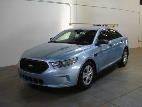 2013 Ford Taurus for sale at DRIVE INVESTMENT GROUP in Frederick MD