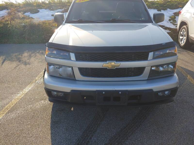 2011 Chevrolet Colorado for sale at Beaulieu Auto Sales in Cleveland OH