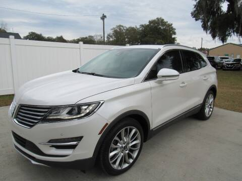 2015 Lincoln MKC for sale at D & R Auto Brokers in Ridgeland SC