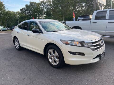 2012 Honda Crosstour for sale at Jimmy Jims Auto Sales in Tabernacle NJ