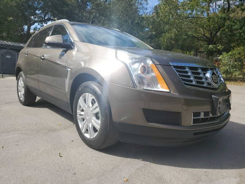 2014 Cadillac SRX for sale at Thornhill Motor Company in Lake Worth TX