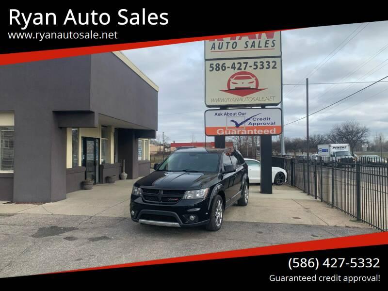 2015 Dodge Journey for sale at Ryan Auto Sales in Warren MI