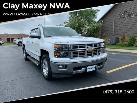 2015 Chevrolet Silverado 1500 for sale at Clay Maxey NWA in Springdale AR