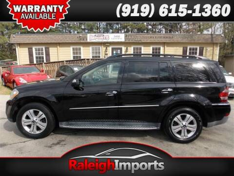2009 Mercedes-Benz GL-Class for sale at Raleigh Imports in Raleigh NC