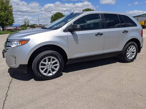 2013 Ford Edge for sale at McClain Auto Mall in Rochelle IL