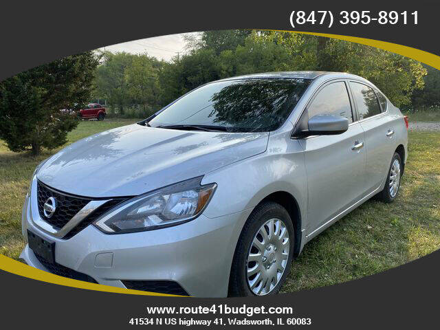 2019 Nissan Sentra for sale in Wadsworth, IL