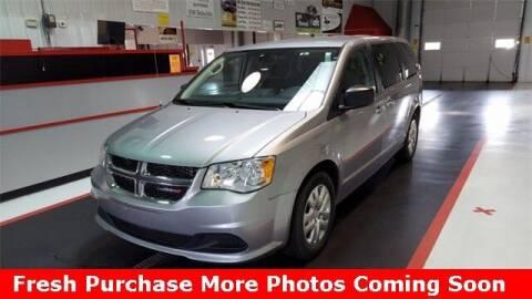 2018 Dodge Grand Caravan for sale at Nyhus Family Sales in Perham MN