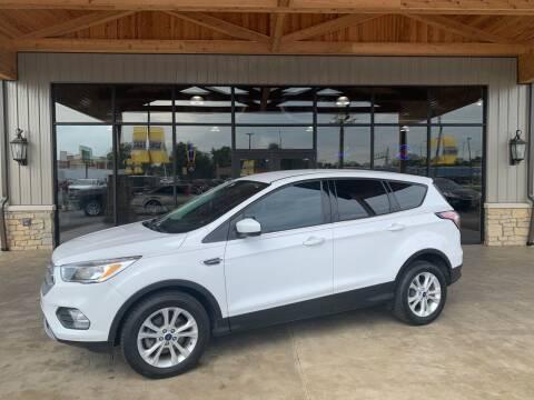 2017 Ford Escape for sale at Premier Auto Source INC in Terre Haute IN