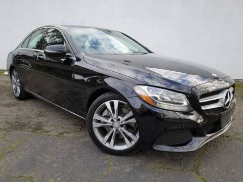 2016 Mercedes-Benz C-Class for sale at Planet Cars in Berkeley CA