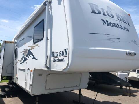 2003 Big Sky 3295RK for sale at MCCROSKEY AUTO & RV in Bluff City TN