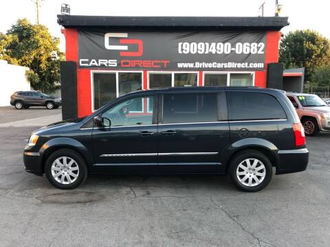 2014 Chrysler Town and Country for sale at Cars Direct in Ontario CA