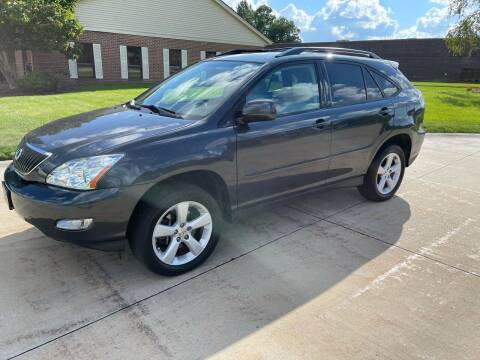 2005 Lexus RX 330 for sale at Renaissance Auto Network in Warrensville Heights OH