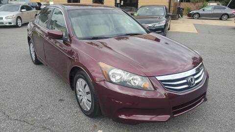 2012 Honda Accord for sale at Citi Motors in Highland Park NJ