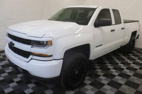 2019 Chevrolet Silverado 1500 LD for sale at AH Ride & Pride Auto Group in Akron OH