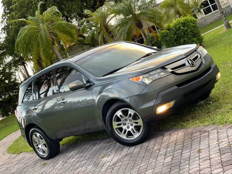2008 Acura MDX for sale at Citywide Auto Group LLC in Pompano Beach FL