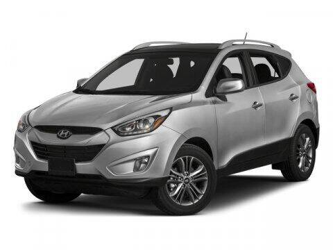 2015 Hyundai Tucson for sale at J T Auto Group in Sanford NC