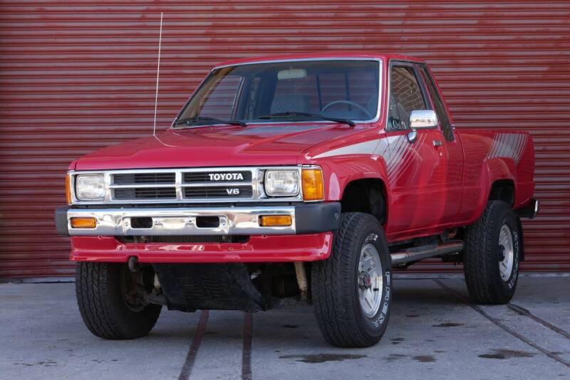 1988 Toyota Pickup for sale at Sierra Classics & Imports in Reno NV