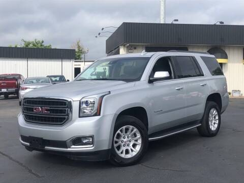2016 GMC Yukon for sale at J & L AUTO SALES in Tyler TX