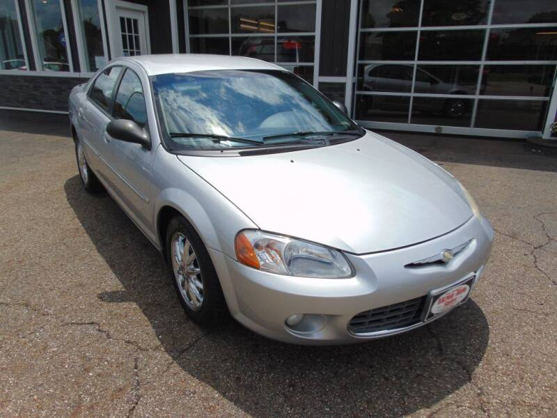 2002 Chrysler Sebring for sale at Akron Auto Sales in Akron OH