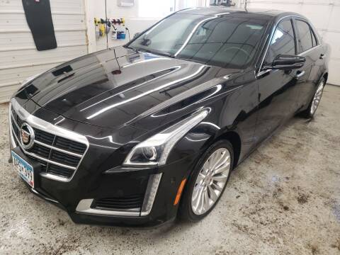 2014 Cadillac CTS for sale at Jem Auto Sales in Anoka MN