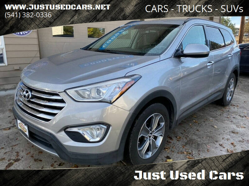 2016 Hyundai Santa Fe for sale at Just Used Cars in Bend OR
