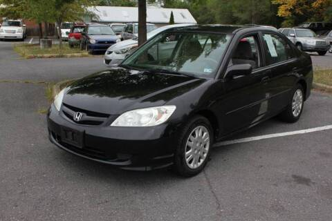 2005 Honda Civic for sale at Auto Bahn Motors in Winchester VA