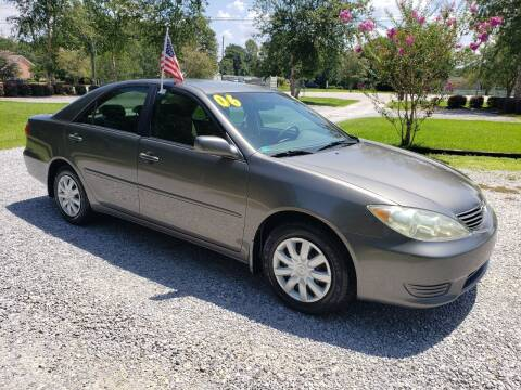 2006 Toyota Camry for sale at Darwin Harris Automotive in Fairhope AL