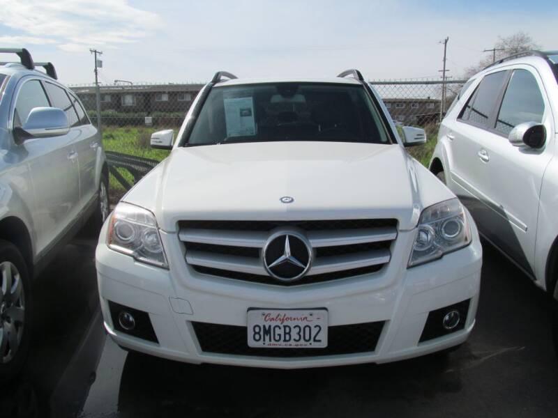 2012 Mercedes-Benz GLK for sale at Dealer Finance Auto Center LLC in Sacramento CA