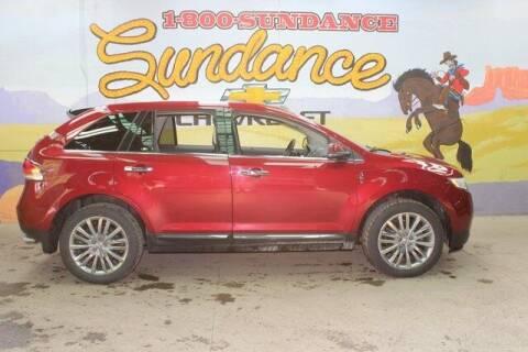2014 Lincoln MKX for sale at Sundance Chevrolet in Grand Ledge MI